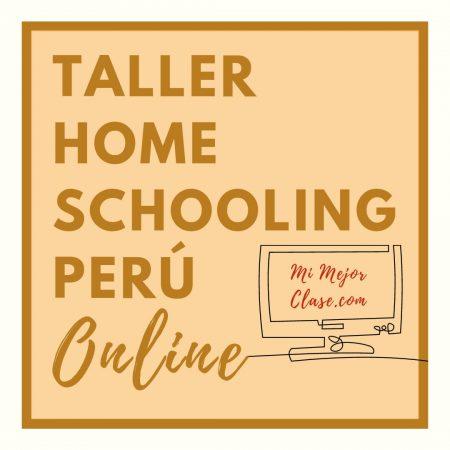 Taller Homeschooling Peru